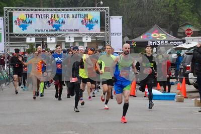 4/7/18 Tyler Run For Autism 2018 by Jim Bauer & Brenda Craig
