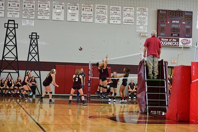 White Oak Volleyball