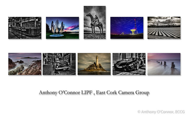 Anthony O'Connor LIPF