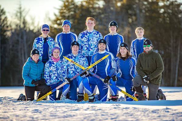2016-2017 Telstar High School Nordic Skiing