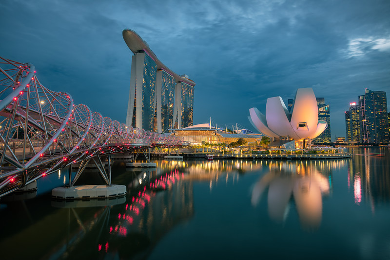 Marina Magic || Singapore
