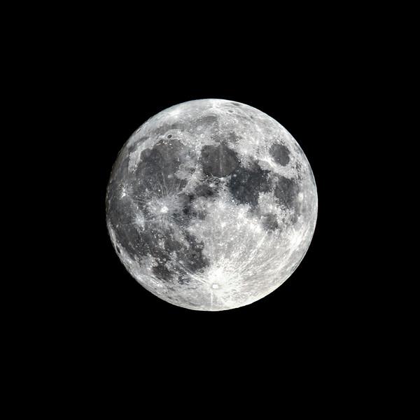 Full Sturgeon Moon - 2Aug2020
