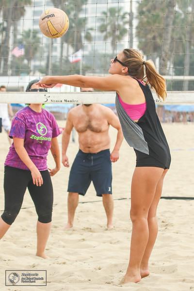 Zog Beach Volleyball 02/13/16