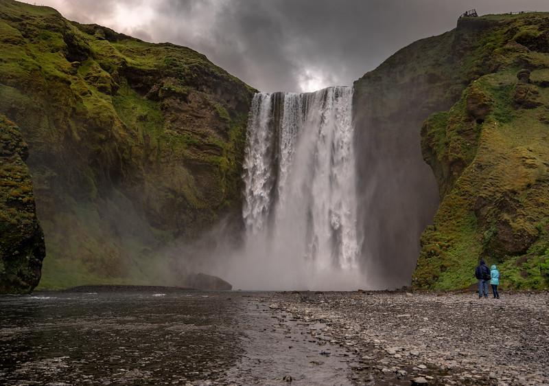 Wonder of Iceland Waterfalls  Photography by Wayne Heim