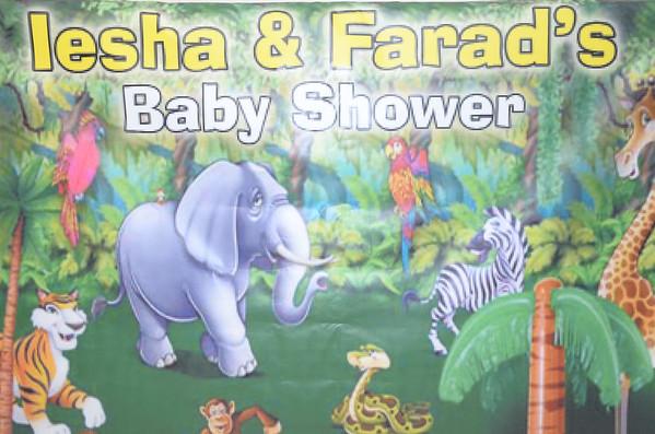 Iesha & Farod Baby Shower