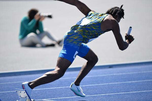 Men's 4x400M Relay Final - 2021 NCAA D2 Outdoor