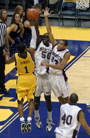 2006-11-05 Marquette Basketball vs. Cardinal Stritch