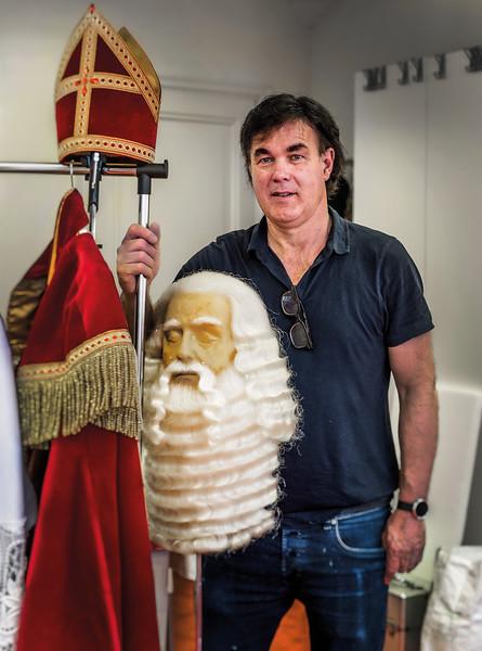 Luck Heuckeroth, kapsalon en Sint Nicolaas haarstukken en kostuums, Meppel.