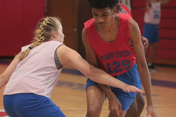 Basketball School - Day 4 - July 14
