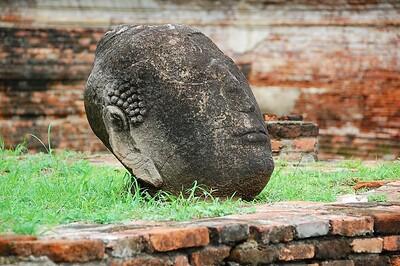 Stone Head, Ayutthaya