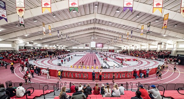 2017 Arkansas Track & Field - Indoor