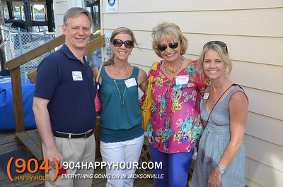 Advantage Business Networking Event @ Freedom Boat Club -  5.8.14