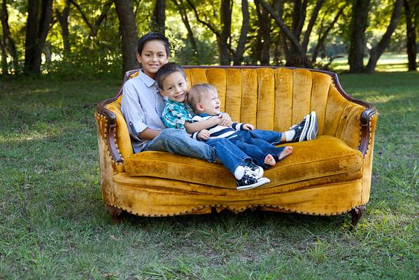 Rae Extended Family - 10.20.13