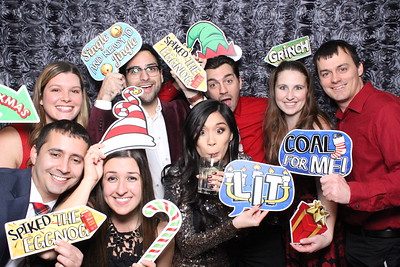 12.15.2018 - Cell Signaling Technology Holiday Party