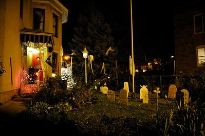 Halloween 2010 @ Rebecca's Home