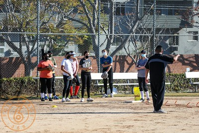 2021 Archer Softball Practice