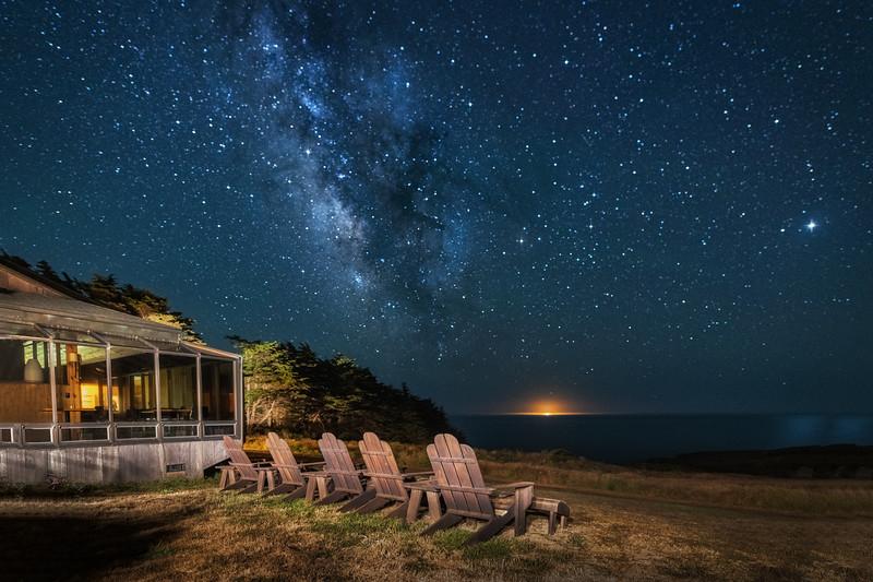 Sea Ranch Lodge & Milky Way