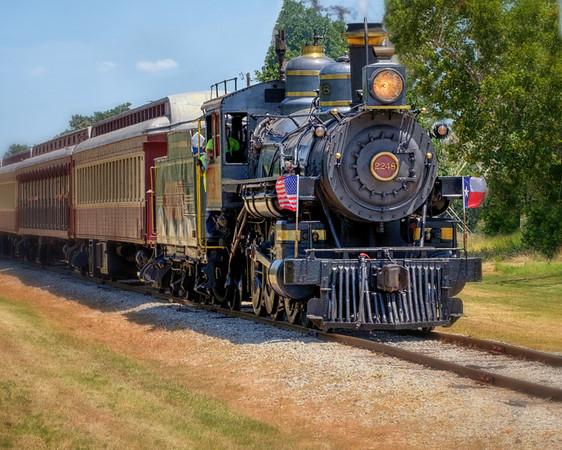 Grapevine - Train Robbery