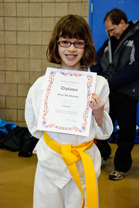 2010 Mar - Tae Kwon Do