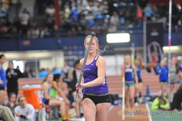 Girl's Pole Vault, Other - 2014 NB Indoor Nationals