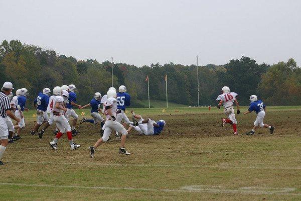 Football: FUMA vs. St. Chris