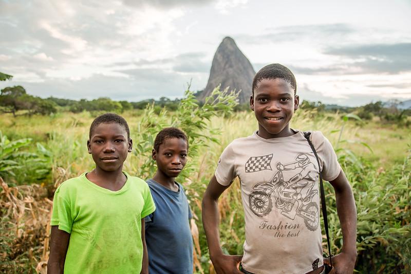 Near Nampula - Mozambique