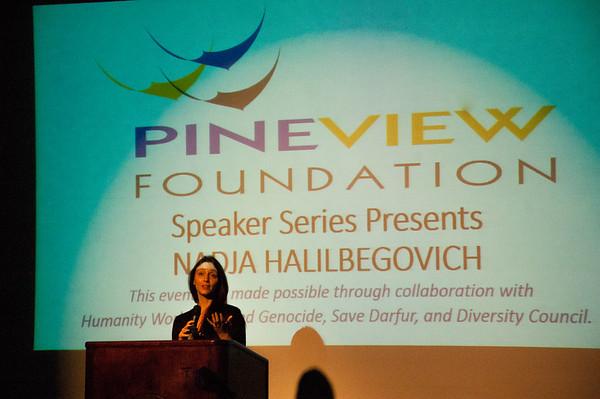 PVF Speaker Series: Nadja Halilbegovich