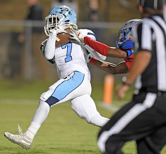 Byrnes Hosts Dorman October 18, 2019