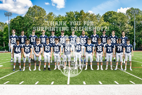 2020 Staples Football - Sophomores