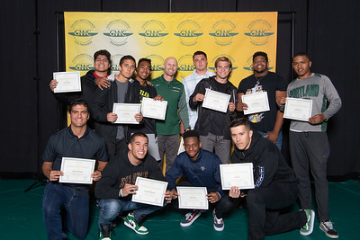 Student-Athlete Academic All-Stars Ceremony