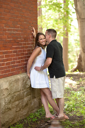 Madison and Josh's Engagements