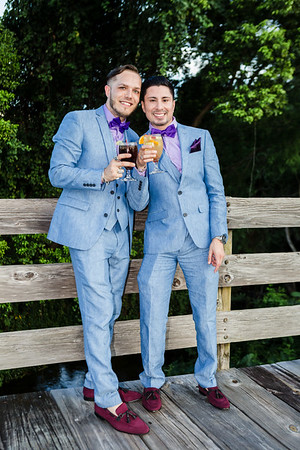 Brian & Marco's Wedding