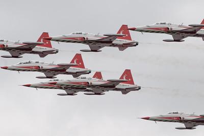 Juni 2012: Flugshow Sola