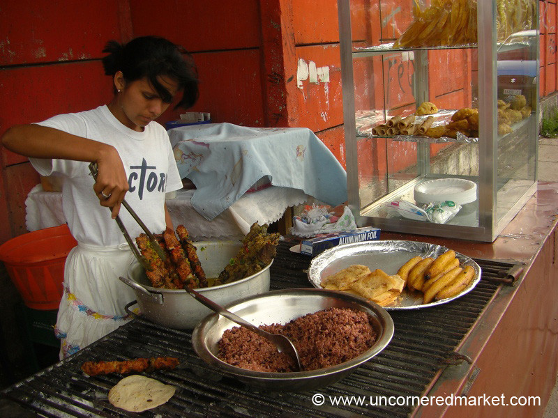 Esteli, Nicaragua: Grilled, Not Fried