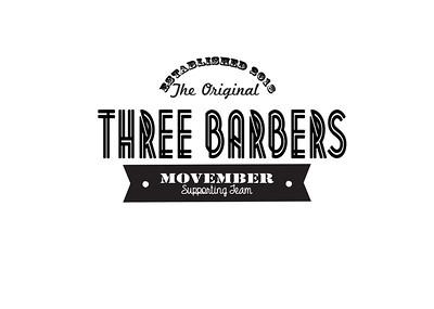 THREE BARBERS