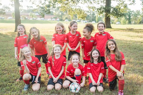 Fireballs Soccer 2018