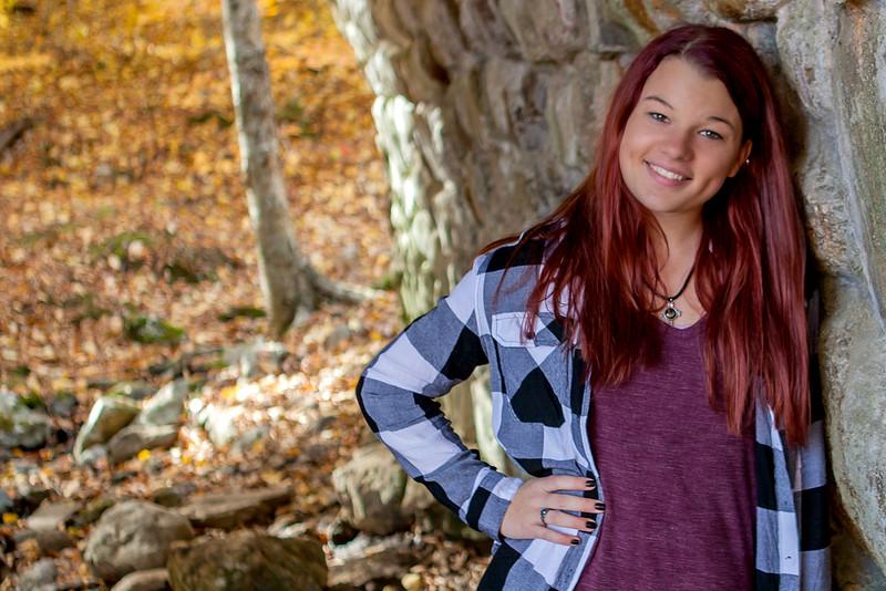 Tess' Senior Pics