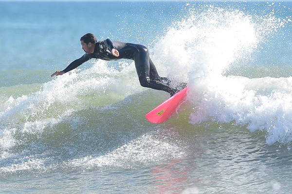 11/25/17 Surfing - Topsail Beach, NC