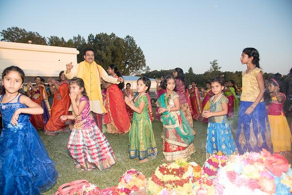 TAM Bathukamma - Raj Thota