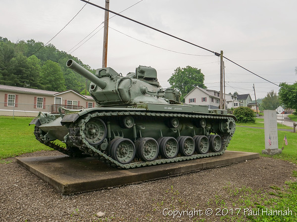 AL Post 488 - East Brady, PA – M60A2