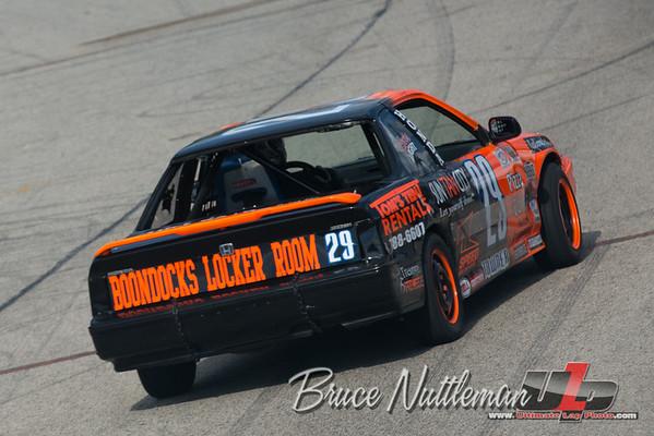 LaCrosse Speedway Practice, July 3, 2014