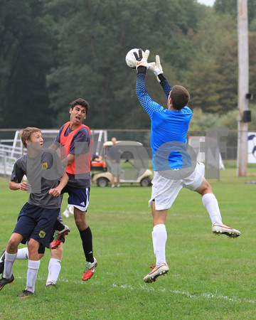 Roxbury vs Montclair Boys Varsity Soccer