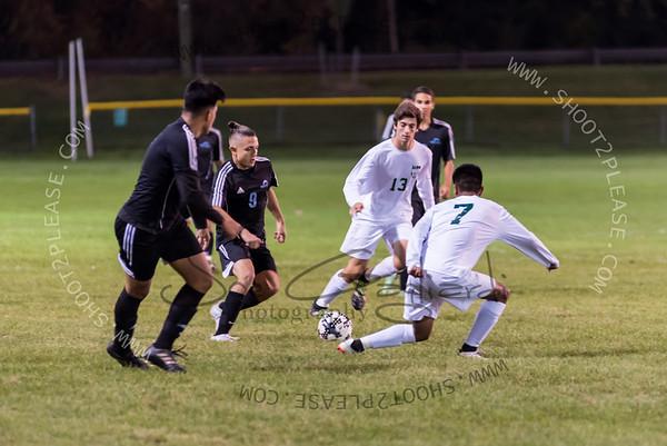 Oct 18 2017 - MK Varsity Soccer vs ParHills
