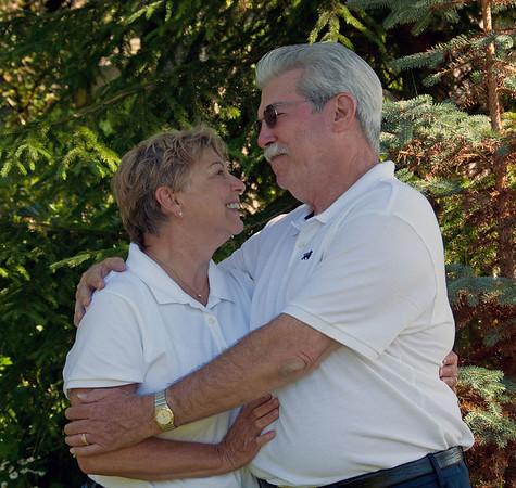 Carolyn and Richard Wiggins
