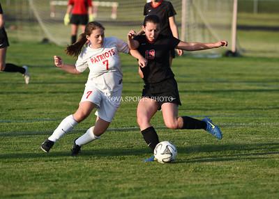 Girls Soccer: Heritage vs. Park View 5.14.15