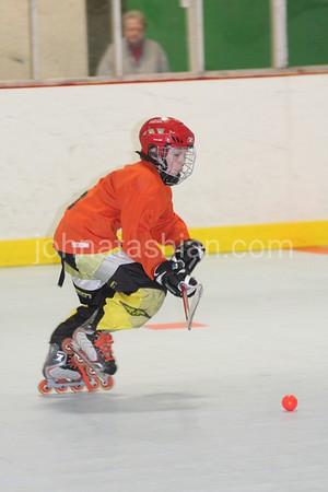 Roller Hockey - Rangers vs Orange Crush (Championship Game) - Youth Division