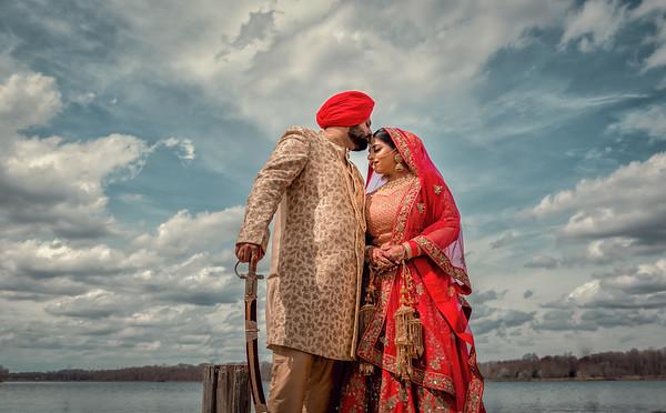 Anjali and Gurjot Wedding