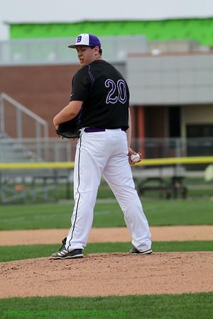 4.17.19 Baseball - Brownsburg v Pendleton Heights