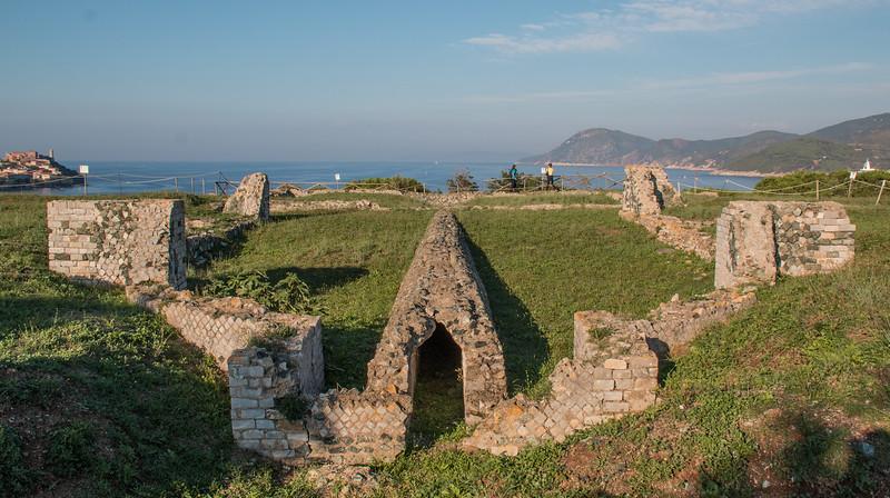 Roman Villa delle Grotte