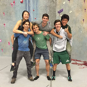Dartmouth Climbing Team